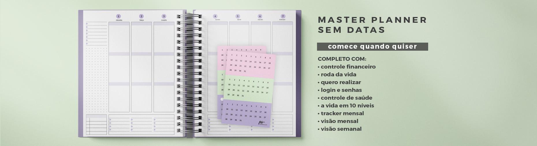Master Planner Permanente