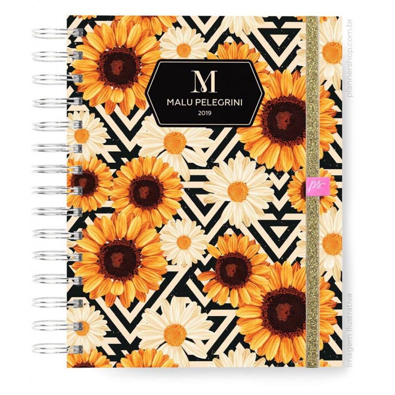 Master Planner Permanente - Sunflower