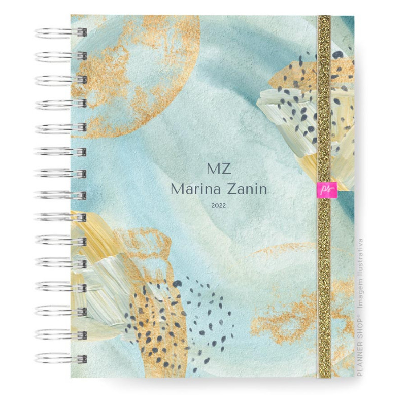 Caderno Infinity  Mini - Lazul