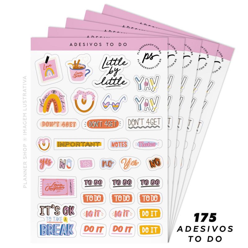 Kit de Adesivos - To Do