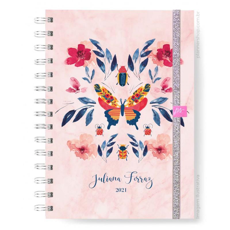 Planner Mensal - Butterfly
