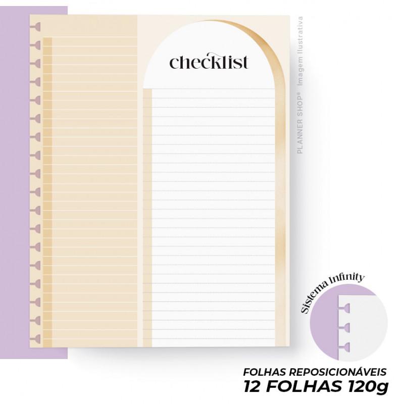 Refil Infinity Checklist - Master