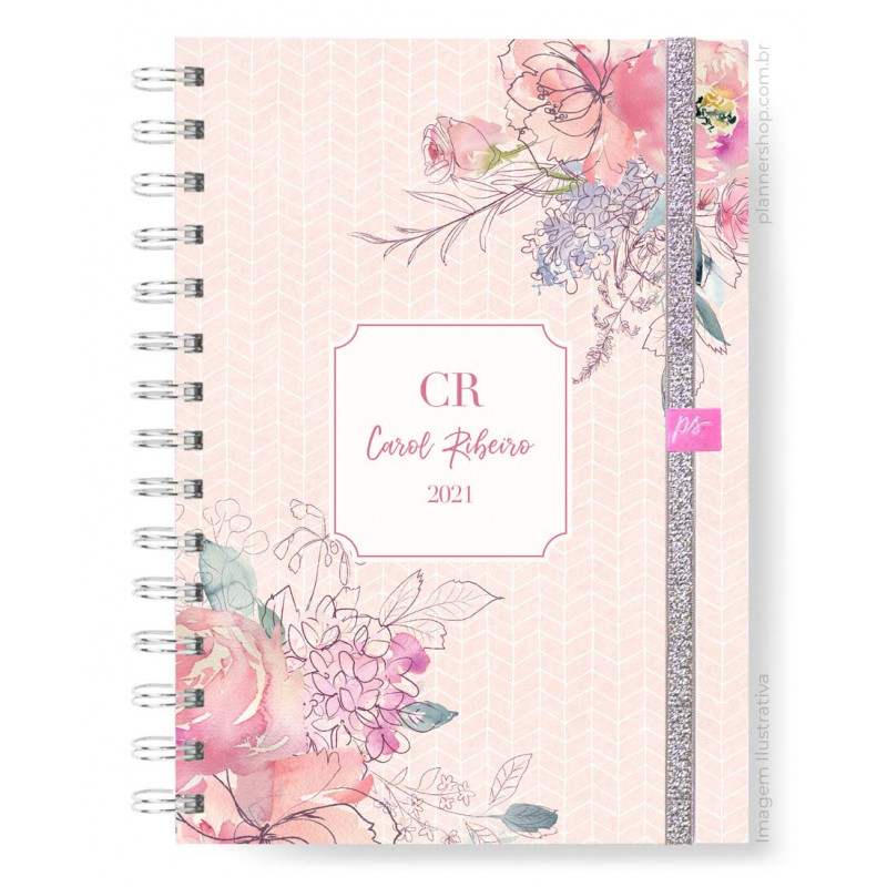 Planner Mensal - Collection