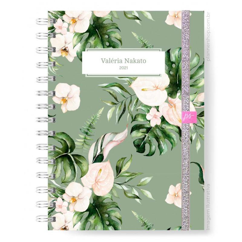 Planner Mensal - Fresh Jungle