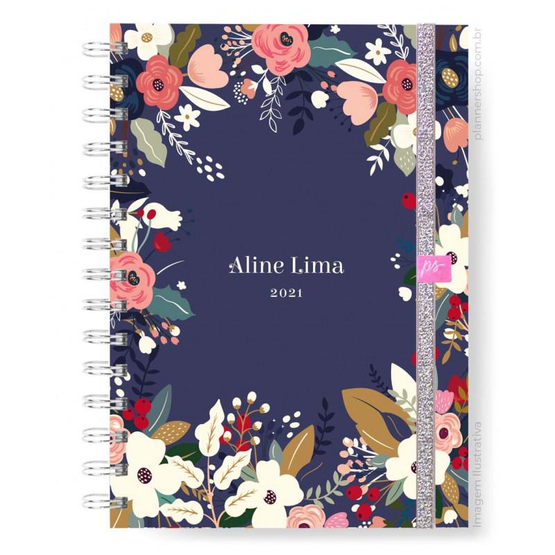 Planner Mensal - Lovely Around