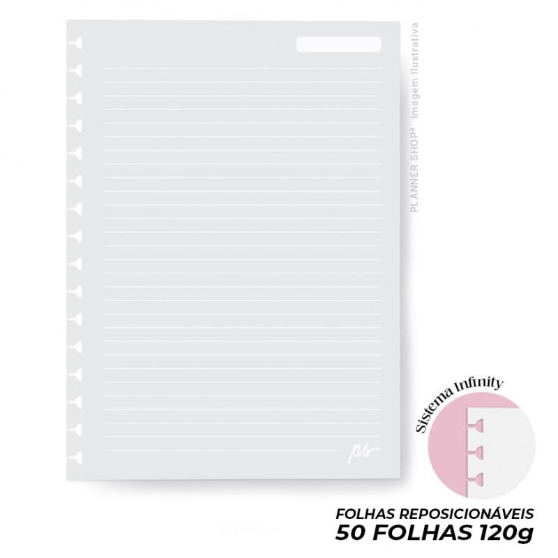 Refil Infinity Linha Branca 120g - Mini