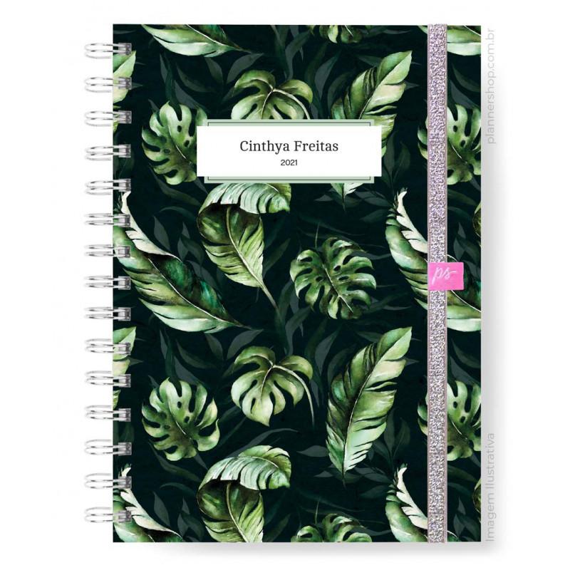 Planner Mensal - New Jungle