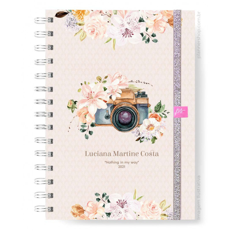Planner Mensal - Soft Picture