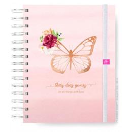 Master Planner Permanente - Blush Butterfly