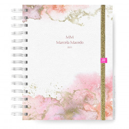 Caderno Infinity  Master - Cosmic Rose