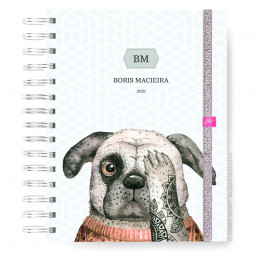 Caderno Infinity  Mini - Boris