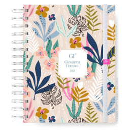 Caderno Infinity  Mini - Tropical Candy