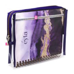 Case para Master Planner - Purple Glow Cristal