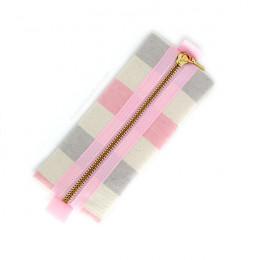 Estojo - Rose Stripes Slim