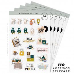 Kit de Adesivos - Selfcare