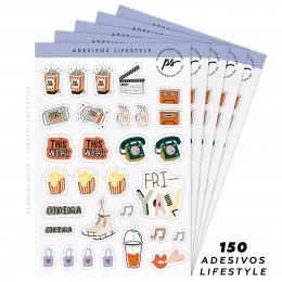Kit de Adesivos - Lifestyle