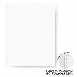 Miolo Branco 120g - Mini