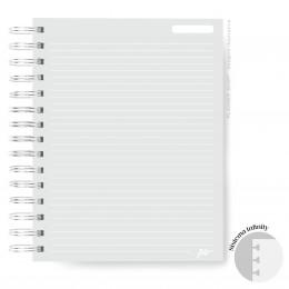 Miolo Linhas Brancas 120g - Master