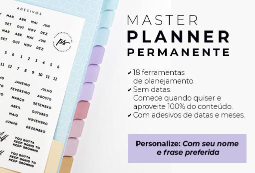 Planner Permanente - Planner Shop