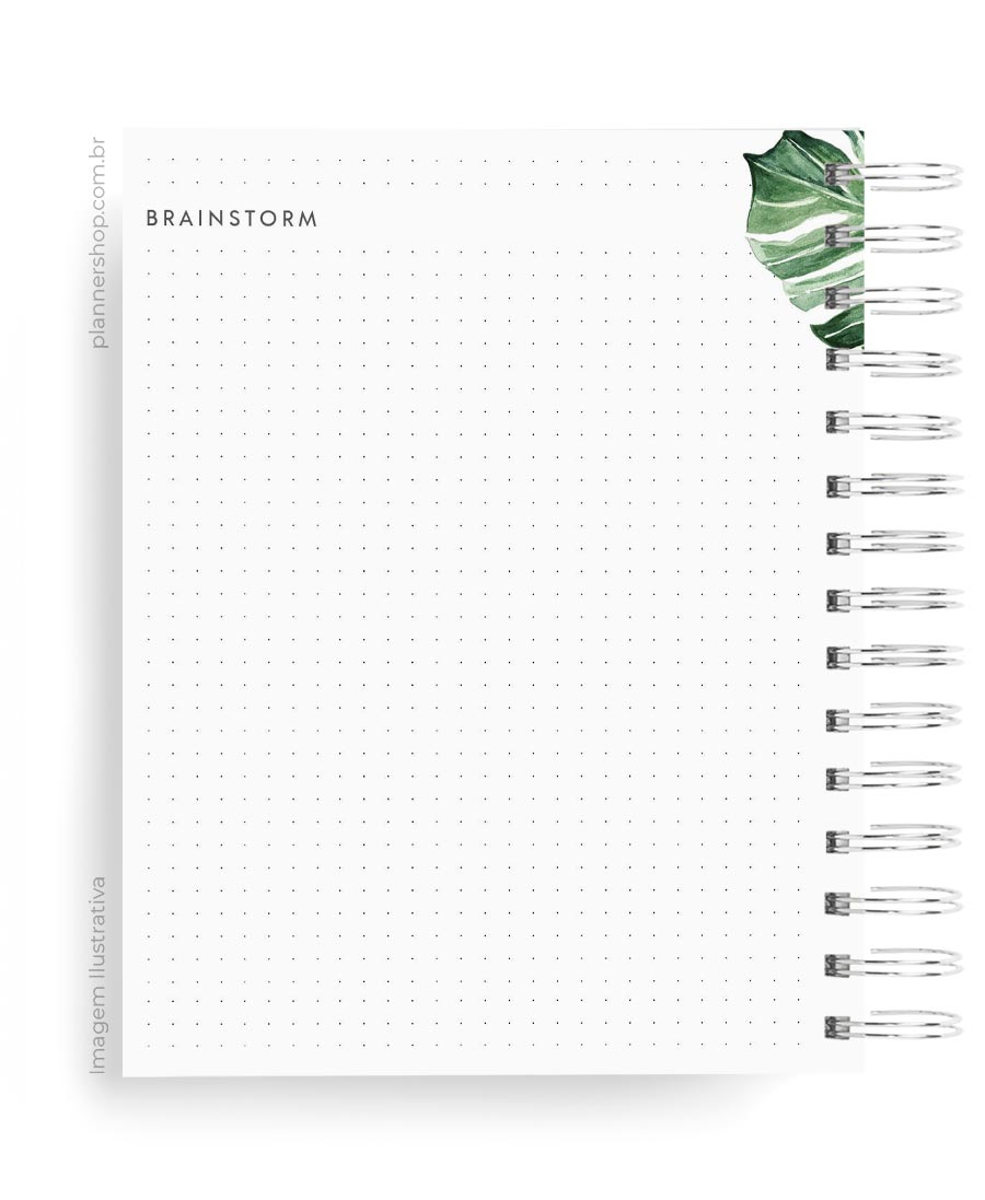 Brainstorm - Planner Shop